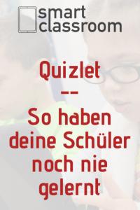 Quizlet ist eine App um Begriffe motivierend und spielerisch zu lernen.