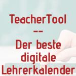 Ausführliche Rezension über TeacherTool; den besten digitalen Lehrerkalender für das iPhone und iPad.
