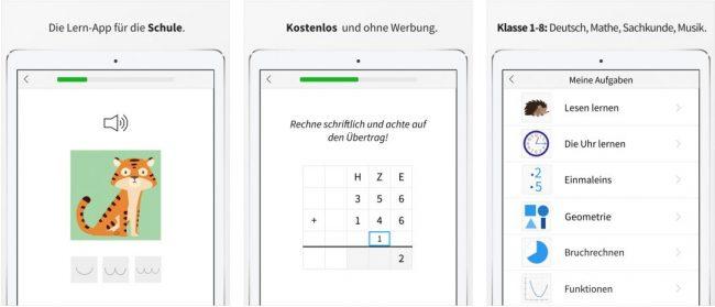 Anton App - Üben und Vertiefen für die Grundschule