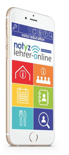notyz ist eine kostenlose App, um den Elternbrief zu ersetzen.