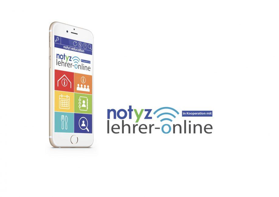 notyz ist ein Online-Redaktionssystem, mit dem Schulen und Kindergärten Eltern schnell, einfach und kostenlos Mitteilungen zukommen lassen können.