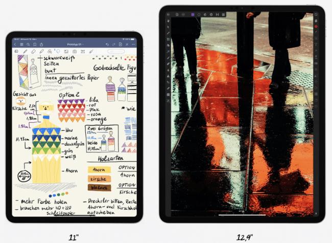 """Apple hat die iPad-Pro-Reihe im März 2020 geupdatet. Das iPad Pro 11"""" und 12,9"""" kann für dich als Lehrer nützlich sein, wenn du einen Laptop-Ersatz haben möchtest."""
